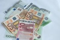 Er vindt in de achtergrond een Europese bankrun plaats