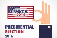 Zal de zeepbel weer klappen net voor de presidentsverkiezingen?